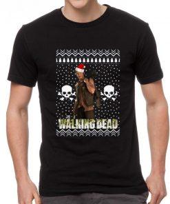 Original The Walking Dead Daryl Dixon Santa hat ugly Christmas shirt 2 1 247x296 - Original The Walking Dead Daryl Dixon Santa hat ugly Christmas shirt