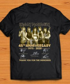 Premium Iron Maiden 45th Anniversary thank you for the memories signatures shirt 1 1 247x296 - Premium Iron Maiden 45th Anniversary thank you for the memories signatures shirt