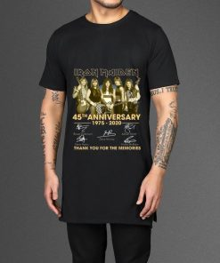 Premium Iron Maiden 45th Anniversary thank you for the memories signatures shirt 2 1 247x296 - Premium Iron Maiden 45th Anniversary thank you for the memories signatures shirt