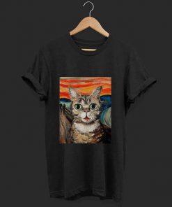 Premium Lil Bub The Scream Vincent Van Gogh Cat Lovers shirt 1 1 247x296 - Premium Lil Bub The Scream Vincent Van Gogh Cat Lovers shirt