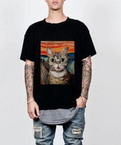 Premium Lil Bub The Scream Vincent Van Gogh Cat Lovers shirt 2 1 247x296 - Premium Lil Bub The Scream Vincent Van Gogh Cat Lovers shirt