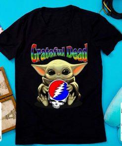Premium Star Wars Baby Yoda Hug Grateful Dead shirt 1 1 247x296 - Premium Star Wars Baby Yoda Hug Grateful Dead shirt