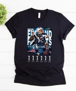 Premium Tom Brady New England Patriots 6 Times Super Bowl Champion shirt 1 1 247x296 - Premium Tom Brady New England Patriots 6 Times Super Bowl Champion shirt