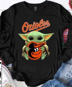 Pretty Baby Yoda Hug Baltimore Orioles MLB shirt 1 1 247x296 - Pretty Baby Yoda Hug Baltimore Orioles MLB shirt