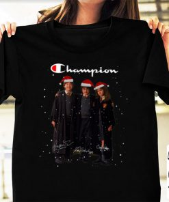 Pretty Champion Santa Harry Potter Hermione And Ron Christmas shirt 1 1 247x296 - Pretty Champion Santa Harry Potter Hermione And Ron Christmas shirt