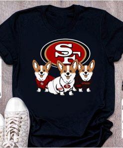 Pretty Corgi San Francisco 49ers Dog Lovers shirt 1 1 247x296 - Pretty Corgi San Francisco 49ers Dog Lovers shirt