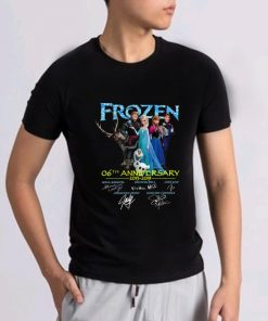 Pretty Frozen 06th anniversary 2013 2019 Signatures shirt 2 1 247x296 - Pretty Frozen 06th anniversary 2013 2019 Signatures shirt