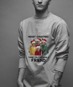 Pretty The Golden Girls Merry Christmas Thank You For Being A Friend shirt 2 1 247x296 - Pretty The Golden Girls Merry Christmas Thank You For Being A Friend shirt