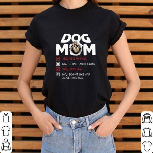 Shih Tzu dog mom yes he is my child no he isn t just a dog love shirt 3 1 510x510 - Shih Tzu dog mom yes he is my child no he isn't just a dog love shirt