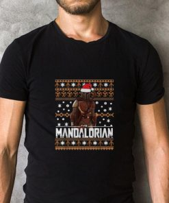 The Mandalorian ugly Christmas shirt 2 1 247x296 - The Mandalorian ugly Christmas shirt