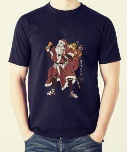 Top Santa Claus Samurai shirt 2 1 247x296 - Top Santa Claus Samurai shirt
