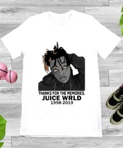 Top Thanks For The Memories Juice Wrld RIP 1998 2019 shirt 1 1 247x296 - Top Thanks For The Memories Juice Wrld RIP 1998-2019 shirt