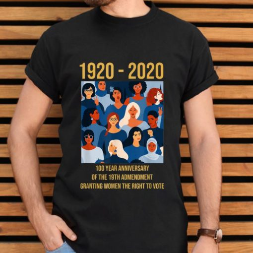 Awesome 100 Year Anniversary Of The 19th Amendment Women s Right shirt 2 1 510x510 - Awesome 100 Year Anniversary Of The 19th Amendment Women's Right shirt