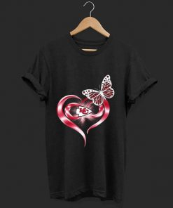 Awesome Butterfly Love Kansas City Chiefs shirt 1 1 247x296 - Awesome Butterfly Love Kansas City Chiefs shirt