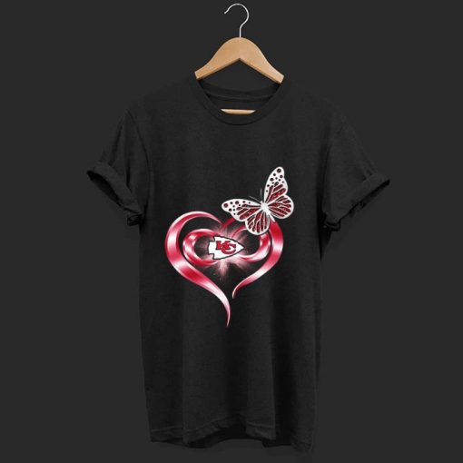 Awesome Butterfly Love Kansas City Chiefs shirt 1 1 510x510 - Awesome Butterfly Love Kansas City Chiefs shirt