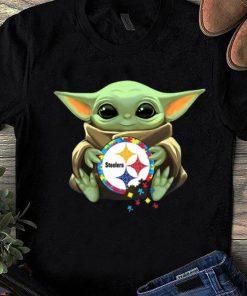 Great Star Wars Baby Yoda Hug Pittsburgh Steelers Autism shirt 1 1 247x296 - Great Star Wars Baby Yoda Hug Pittsburgh Steelers Autism shirt