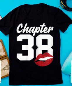 Hot Chapter 38 Lips Happy 38th Birthday shirt 1 1 247x296 - Hot Chapter 38 Lips Happy 38th Birthday shirt