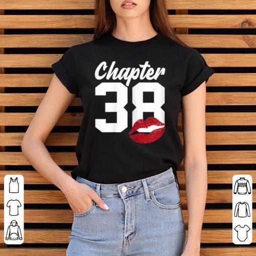 Hot Chapter 38 Lips Happy 38th Birthday shirt 3 1 510x510 - Hot Chapter 38 Lips Happy 38th Birthday shirt