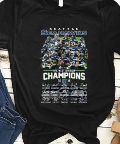 Hot Seattle Seahawks Nfc West Division Champions 2019 Signatures shirt 1 1 247x296 - Hot Seattle Seahawks Nfc West Division Champions 2019 Signatures shirt