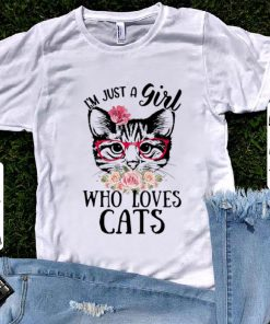 Nice Floral I m Just A Girl Who Loves Cats shirt 1 1 247x296 - Nice Floral I'm Just A Girl Who Loves Cats shirt