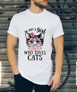 Nice Floral I m Just A Girl Who Loves Cats shirt 2 1 247x296 - Nice Floral I'm Just A Girl Who Loves Cats shirt