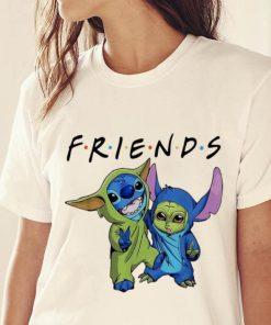 Nice Friends Stitch And Baby Yoda shirt 2 1 247x296 - Nice Friends Stitch And Baby Yoda shirt