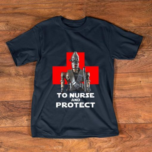Nice The Mandalorian to Nurse and Protect shirt 1 1 510x510 - Nice The Mandalorian to Nurse and Protect shirt