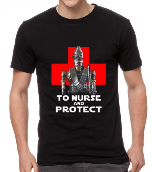 Nice The Mandalorian to Nurse and Protect shirt 2 1 510x578 - Nice The Mandalorian to Nurse and Protect shirt