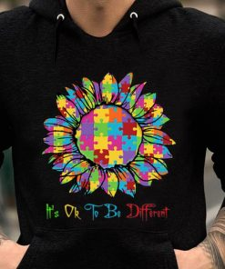 Official Autism Sunflower It s Ok To Be Different shirt 2 1 247x296 - Official Autism Sunflower It's Ok To Be Different shirt