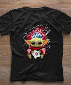Official Baby Yoda Blood Inside Bayern München shirt 1 1 247x296 - Official Baby Yoda Blood Inside Bayern München shirt