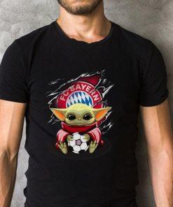 Official Baby Yoda Blood Inside Bayern München shirt 2 1 247x296 - Official Baby Yoda Blood Inside Bayern München shirt
