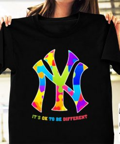 Official New York Yankees Autism It s ok to be different shirt 1 1 247x296 - Official New York Yankees Autism It's ok to be different shirt