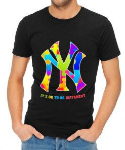 Official New York Yankees Autism It s ok to be different shirt 2 1 247x296 - Official New York Yankees Autism It's ok to be different shirt