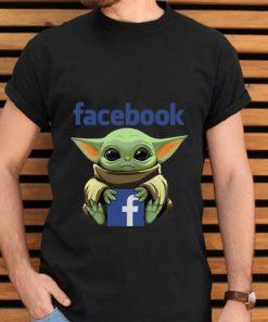 Original Baby Yoda hug Facebook shirt 2 1 247x296 - Original Baby Yoda hug Facebook shirt