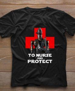 Original IG 11 to nurse and protect Star Wars shirt 1 1 247x296 - Original IG-11 to nurse and protect Star Wars shirt