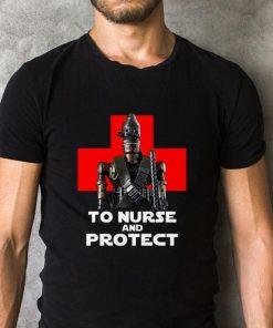 Original IG 11 to nurse and protect Star Wars shirt 2 1 247x296 - Original IG-11 to nurse and protect Star Wars shirt