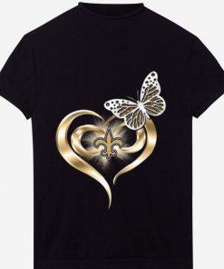 Premium Butterfly Love New Orleans Saints shirt 1 1 247x296 - Premium Butterfly Love New Orleans Saints shirt
