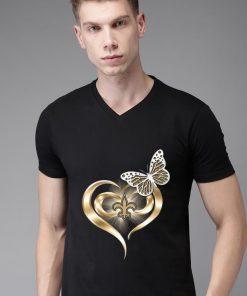 Pretty Butterfly Heart Love New Orleans Saints shirt 2 1 247x296 - Pretty Butterfly Heart Love New Orleans Saints shirt