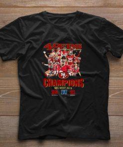 Pretty San Francisco 49ers Champions NFC West 2019 26 21 Seahawks shirt 1 1 247x296 - Pretty San Francisco 49ers Champions NFC West 2019 26 21 Seahawks shirt