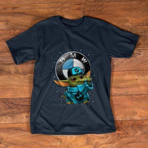 Pretty Star Wars Baby Yoda BMW shirt 1 1 510x510 - Pretty Star Wars Baby Yoda BMW shirt