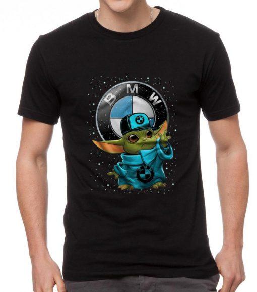 Pretty Star Wars Baby Yoda BMW shirt 2 1 510x578 - Pretty Star Wars Baby Yoda BMW shirt