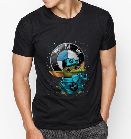 Pretty Star Wars Baby Yoda BMW shirt 3 1 510x543 - Pretty Star Wars Baby Yoda BMW shirt