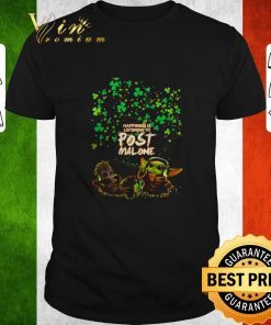 Awesome Baby Yoda Baby Groot happiness is listening to post Malone St Patrick day shirt 1 1 247x296 - Awesome Baby Yoda Baby Groot happiness is listening to post Malone St Patrick day shirt