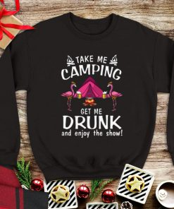 Awesome Flamingos take me camping get me drunk and enjoy the show shirt 1 1 247x296 - Awesome Flamingos take me camping get me drunk and enjoy the show shirt