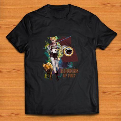 Awesome Harley Quinn San Washington Redskins Of Prey shirt 1 1 510x510 - Awesome Harley Quinn San Washington Redskins Of Prey shirt