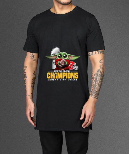 Awesome LIVE Super Bowl Champions Baby Yoda Hug Kansas City Chiefs shirt 2 1 510x611 - Awesome LIVE Super Bowl Champions Baby Yoda Hug Kansas City Chiefs shirt