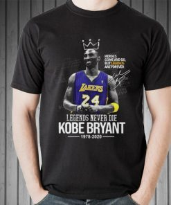 Awesome Legends Never Die Kobe Bryant 1978 2020 Heroes Come And Go But Legend Are Forever Signature shirt 2 1 247x296 - Awesome Legends Never Die Kobe Bryant 1978 2020 Heroes Come And Go But Legend Are Forever Signature shirt