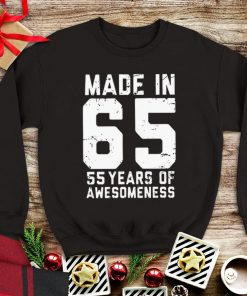 Awesome Made in 65 55 years of awesomeness shirt 1 1 247x296 - Awesome Made in 65 55 years of awesomeness shirt