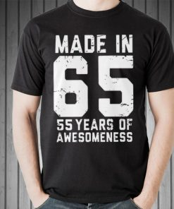 Awesome Made in 65 55 years of awesomeness shirt 2 1 247x296 - Awesome Made in 65 55 years of awesomeness shirt