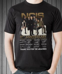 Awesome NCIS 17th anniversary 2003 2020 thank you for the memories shirt 2 1 247x296 - Awesome NCIS 17th anniversary 2003 – 2020 thank you for the memories shirt